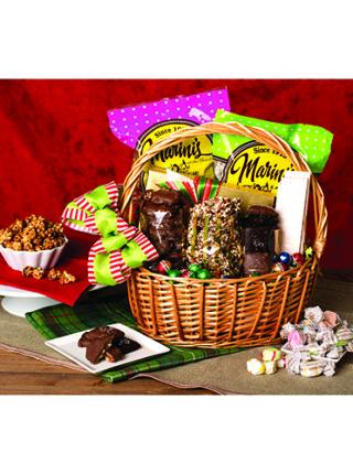 Marini's Gourmet Gift Basket