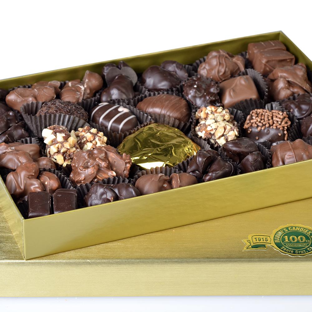 <h1>Chocolates</h1>