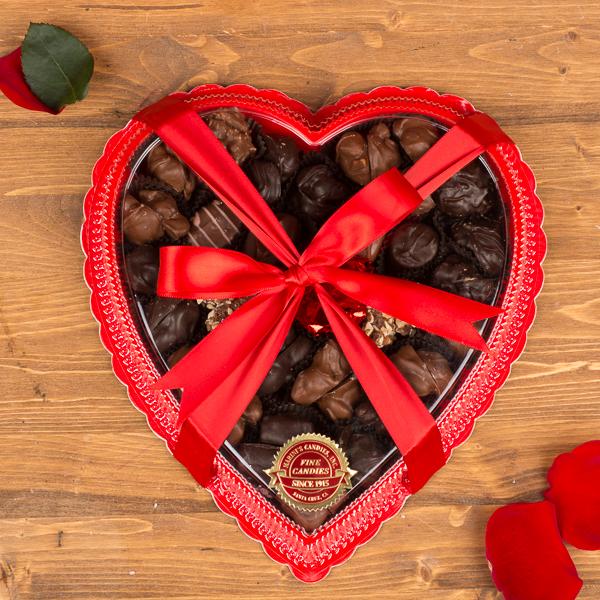 <h1>Valentine's Day Heart Chocolate Box</h1>